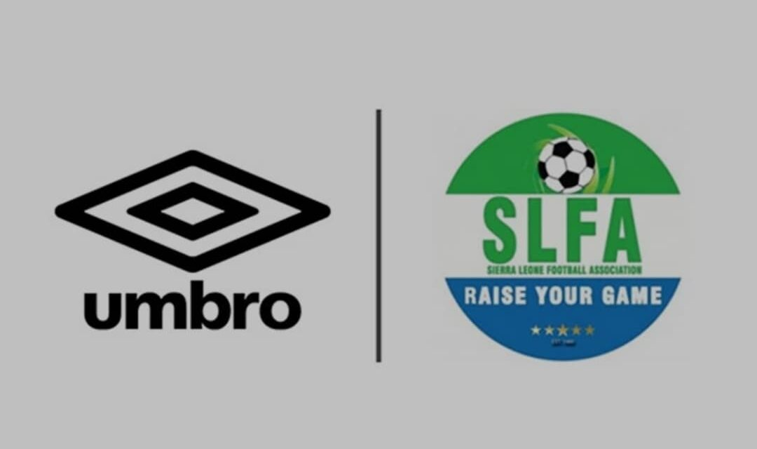 Umbro announce new partnership with Sierra Leone