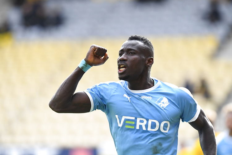 In-form Alhaji Kamara nets Randers fourth in a row