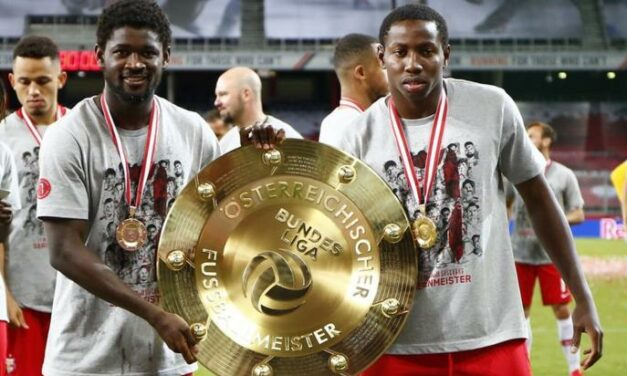 Malian duo to get RB Salzburg support over failed drug test