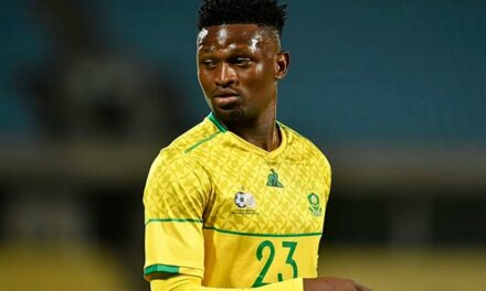 South African player Motjeka Madisha killed in car crash