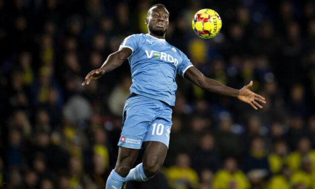 Friendly hat-trick for Alhaji Kamara in win over Esbjerg