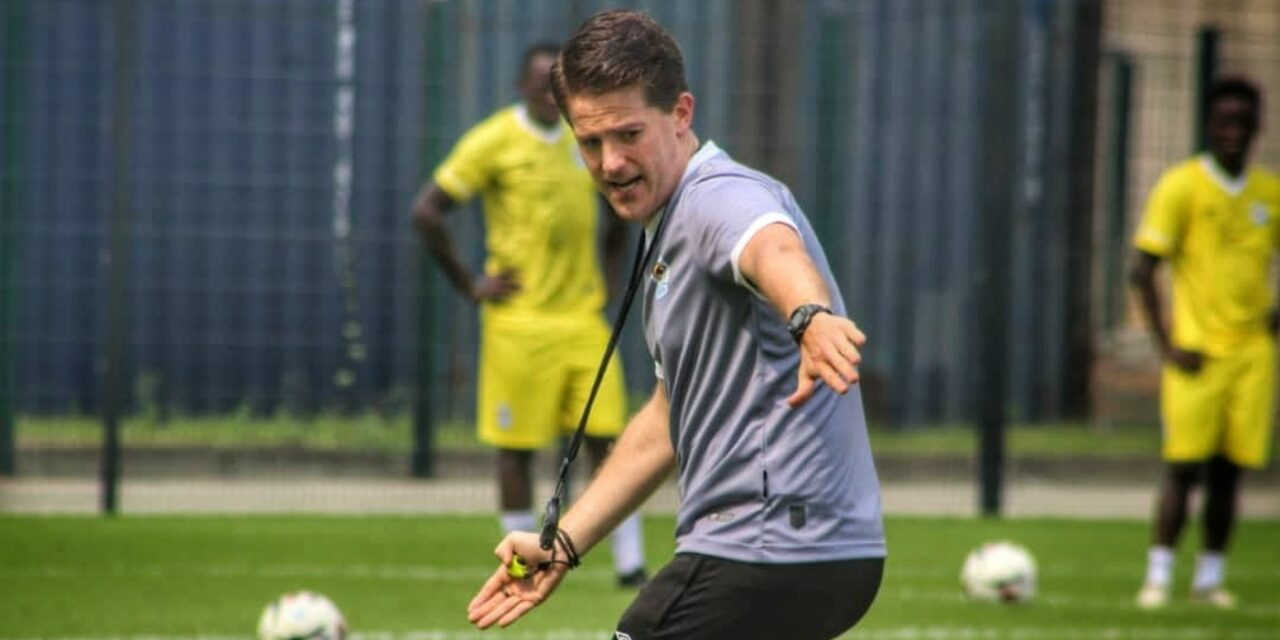 Ex-Sierra Leone coach McKinstry happy with Uganda's CHAN preparation