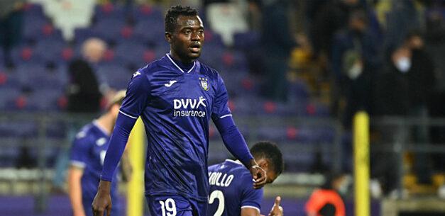 Sierra Leone's Bundu 'delighted' by Copenhagen loan move
