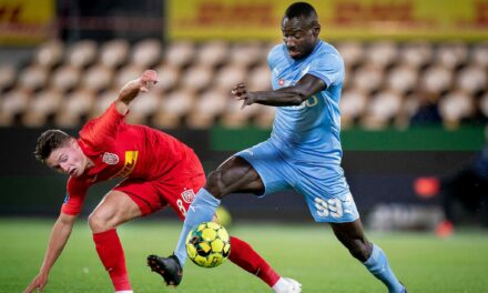 Randers reject AaB's offer for Alhaji Kamara