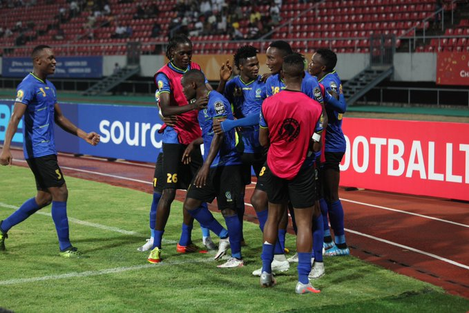 CHAN: Tanzania beat Namibia to set up a cracker with Guinea