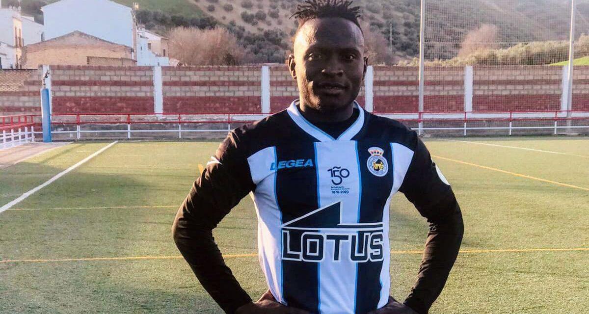 Alusine Koroma pleased withRB LinenseB winning debut