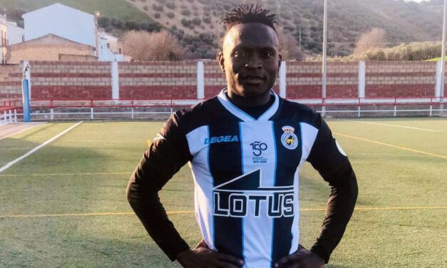 Alusine Koroma pleased with RB Linense B winning debut