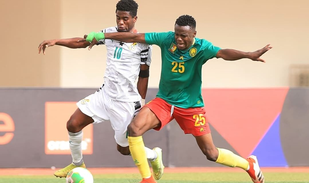 Ghana, Uganda through to Total Afcon Under-20 semis