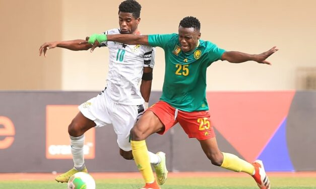 Ghana, Uganda through to Total Afcon Under-20 semis