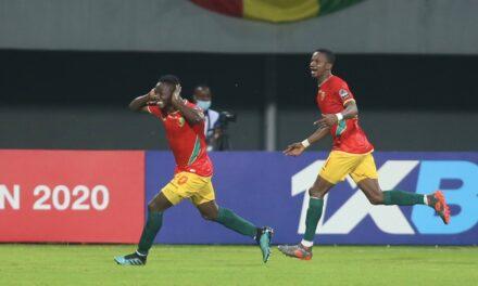 Guinea face Mali test in CHAN semi-finals