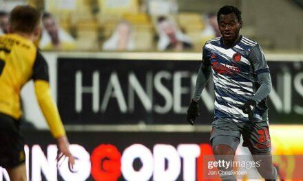 Mustapha Bundu up against former club in Denmark
