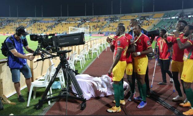 CHAN: Guinea beat Cameroon to win bronze