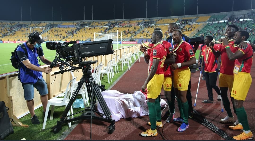 CHAN: Guinea beat Cameroon to win bronze