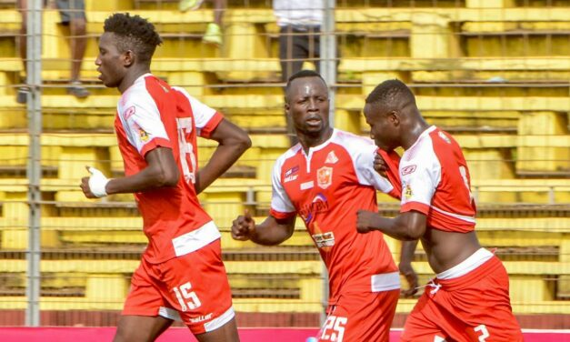 Horoya ready for Kaizer Chiefs CAF CL test