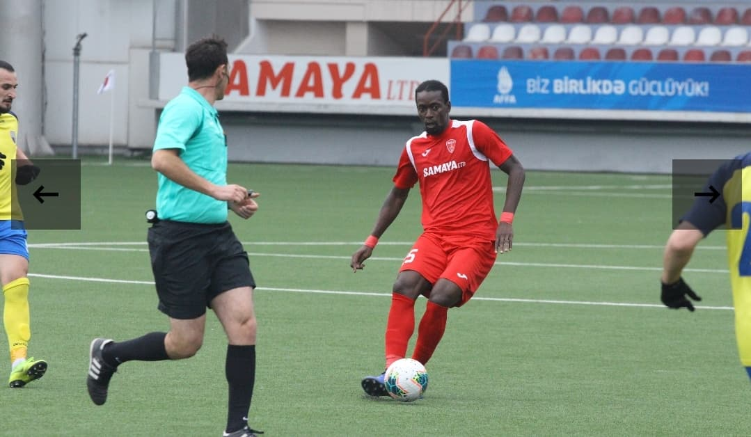 Kamara's Keshla see off Kapaz to reach Cup semifinals