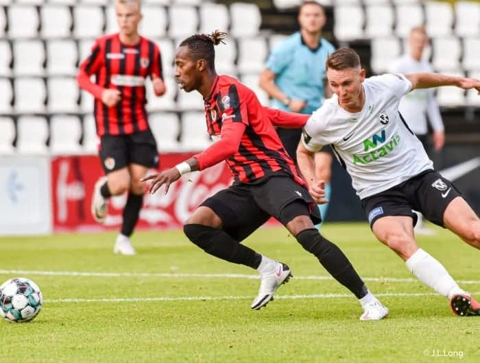 Attacker Kwame Quee delighted with new Víkingur R deal