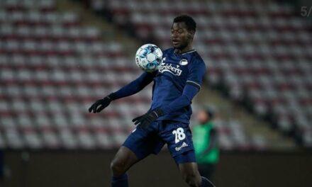 Mustapha Bundu makes winning Copenhagen debut
