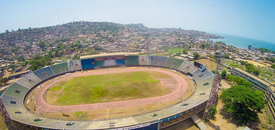 Caf bans Sierra Leone's decrepit national stadium