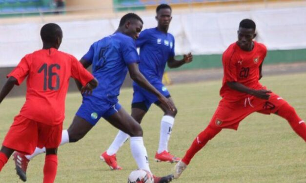 Sierra Leone U17 eliminated after heavy whipping to Mali