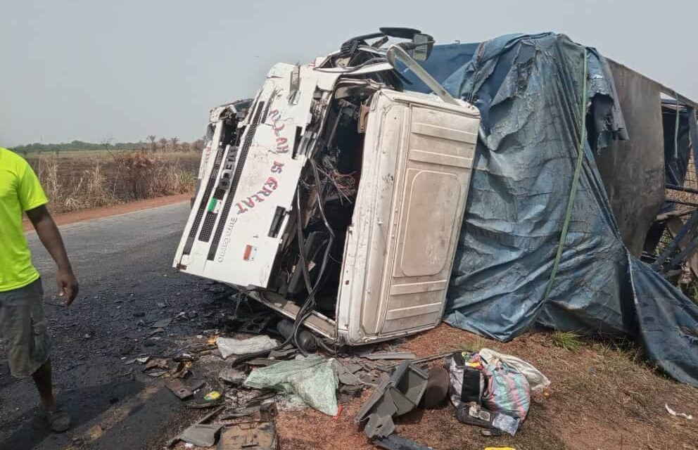 Nine players perish in Sierra Leone road crash