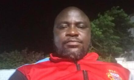 Ernest Kamara pleased with Leone Stars kit manager appointment