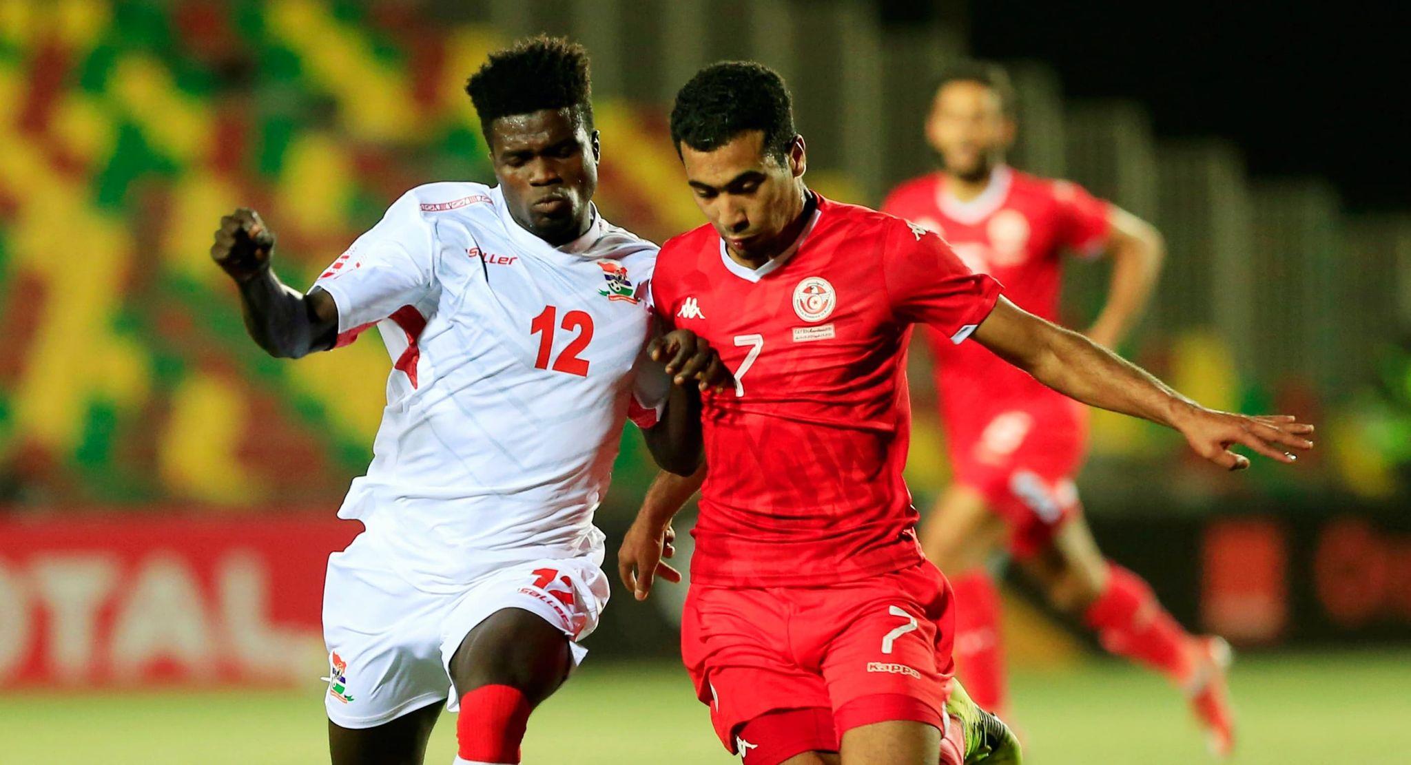 The Gambia beat Tunisia to win U20 Afcon bronze