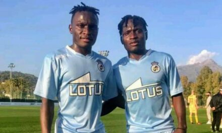 Sierra Leone invite twins for nail-biting qualifiers