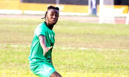 Osman Kakay may miss Sierra Leone, Lesotho Afcon showdown