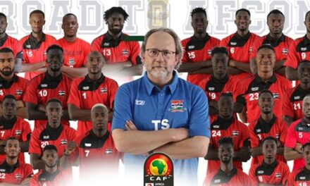 Giants Egypt, minnows Comoros & Gambia among qualifiers