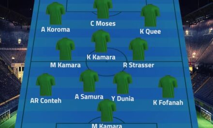 Conteh, Kemson set for Afcon debut, Kei & Moses in the attack