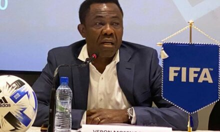 Véron Mosengo-Omba appointed new CAF General Secretary