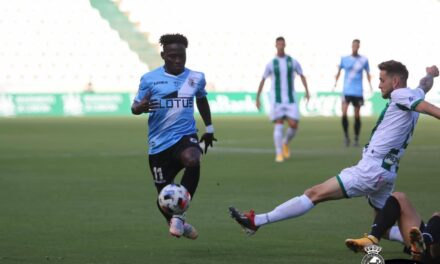 Named in Ideal XI, Koroma delighted after two-goal showing