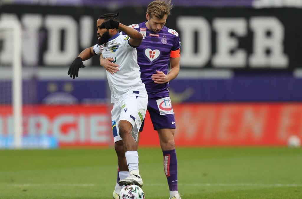 SKN St. Pölten midfielder George Davies pens deal extension