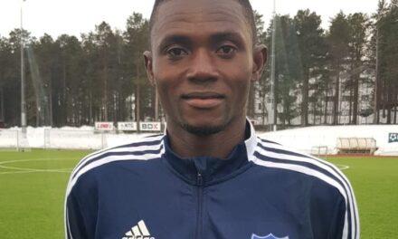 Swedish Ettan side sign Hassan Milla Koroma from FC Kallon