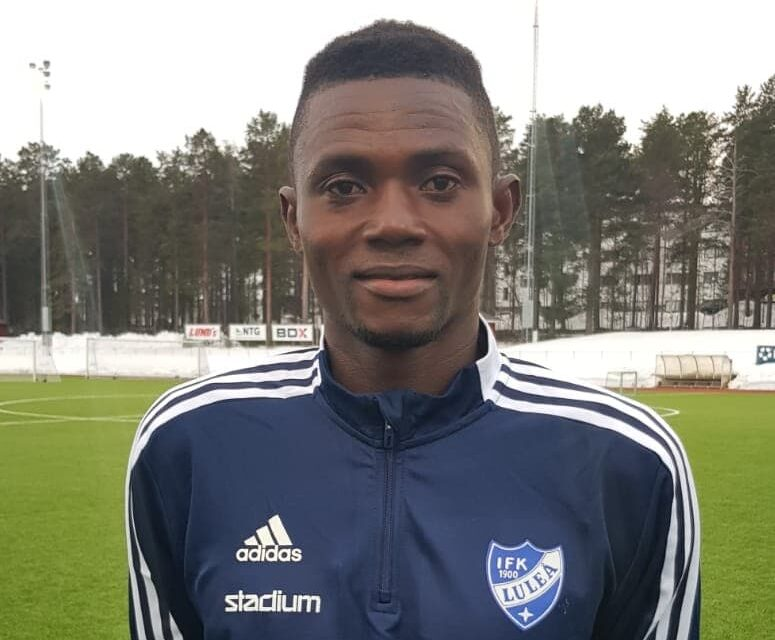 Swedish Ettan side sign Hassan Milla Koroma from FC Kallon