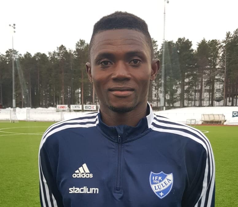 Hassan Milla Koroma signs in Sweden from FC Kallon