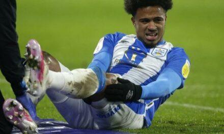 Fitness update: Koroma returns to Huddersfield training