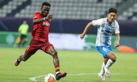Sierra Leone striker Buya Turay confirms Henan Jianye switch