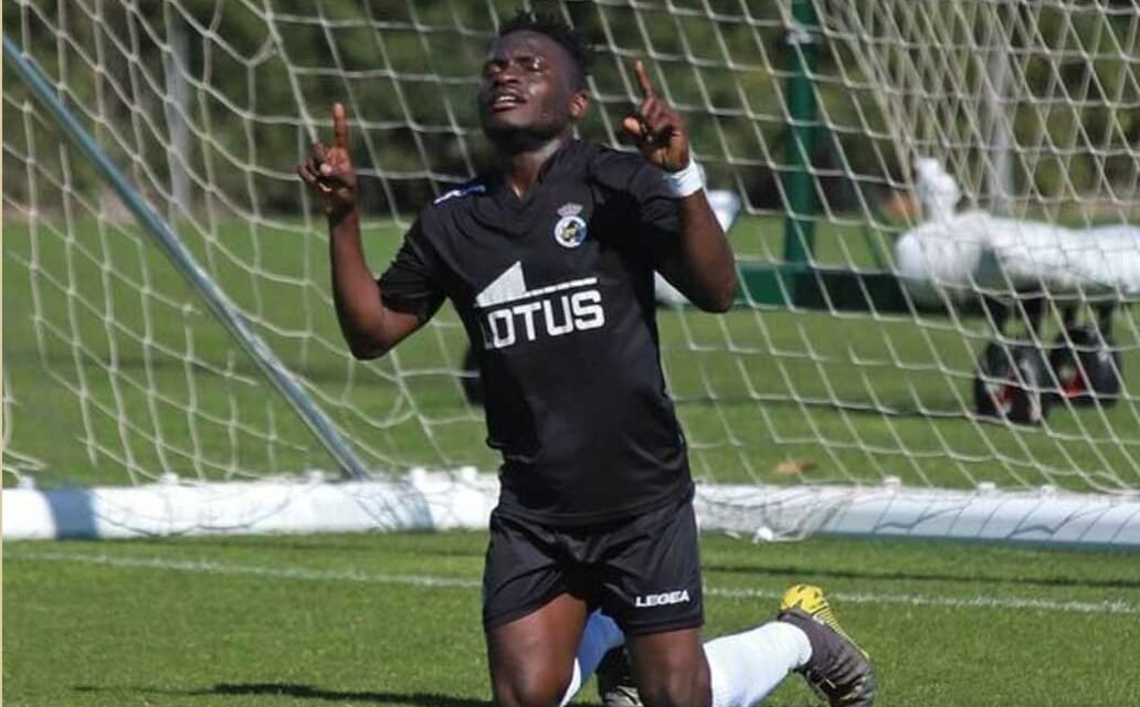 Winger Koroma happy with valuable promotion experience