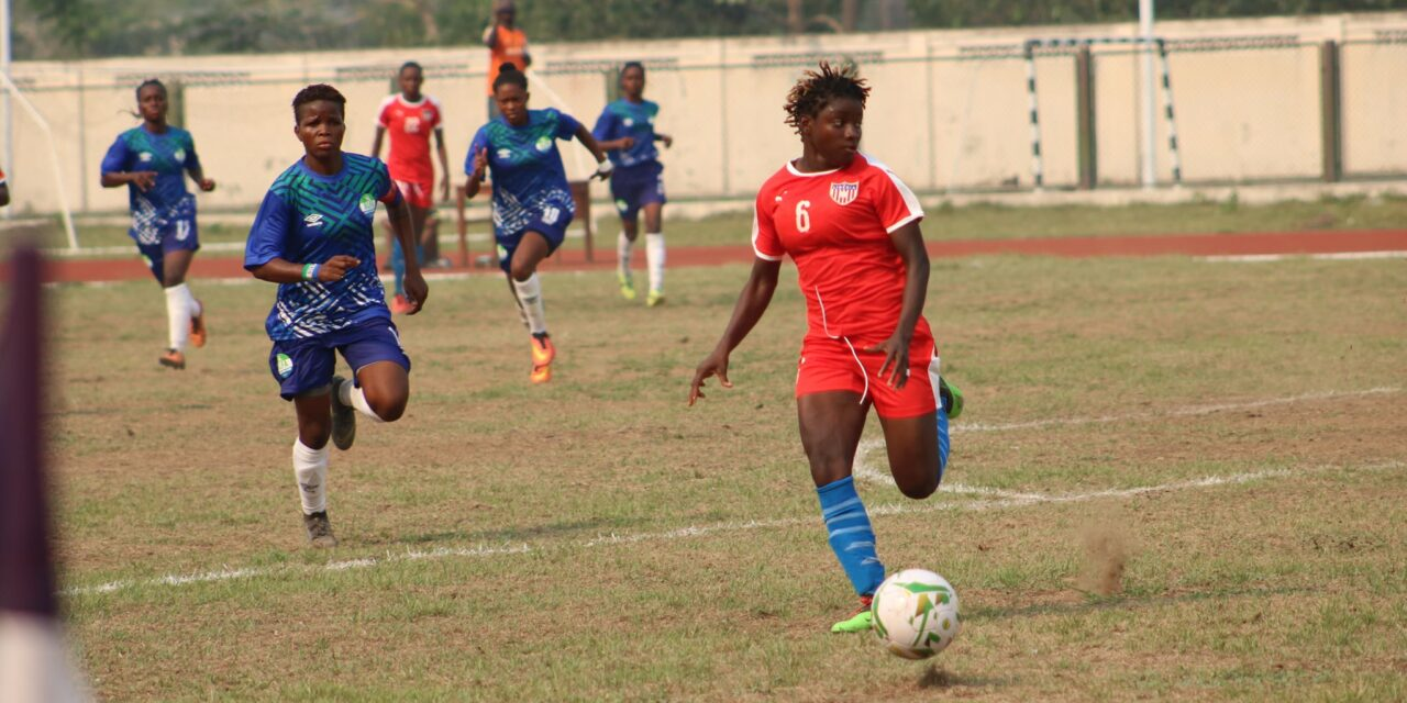 Sierra Queens suffer 3-1 defeat to Liberia in MRU peace friendly