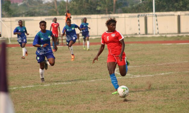 Sierra Queens suffer 3-1 defeat to Liberia in MRU peace friendly