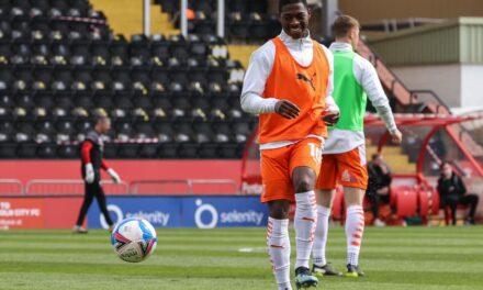 Sullay Kaikai on target as Blackpool, Lincoln share spoils