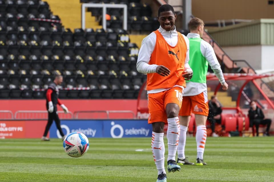 Sullay Kaikai on target as Blackpool, Lincoln share spoils