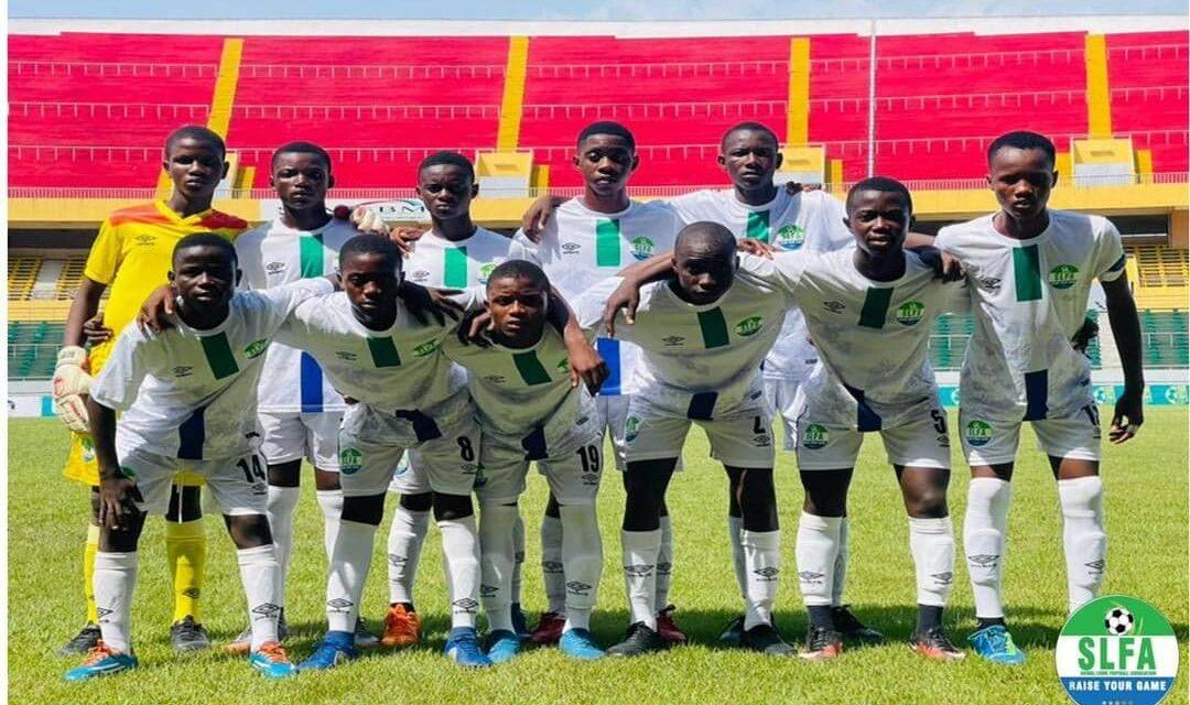 Sierra Leone suffer third-straight defeat as Guinea triumph