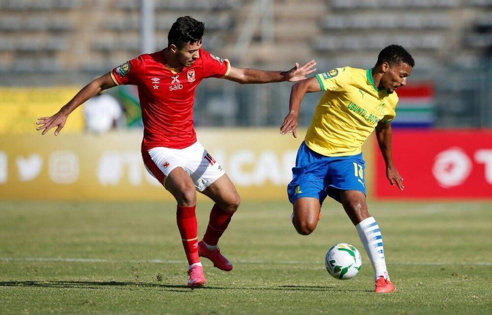 Al Ahly sink Berkane in Super Cup to win 21st African title