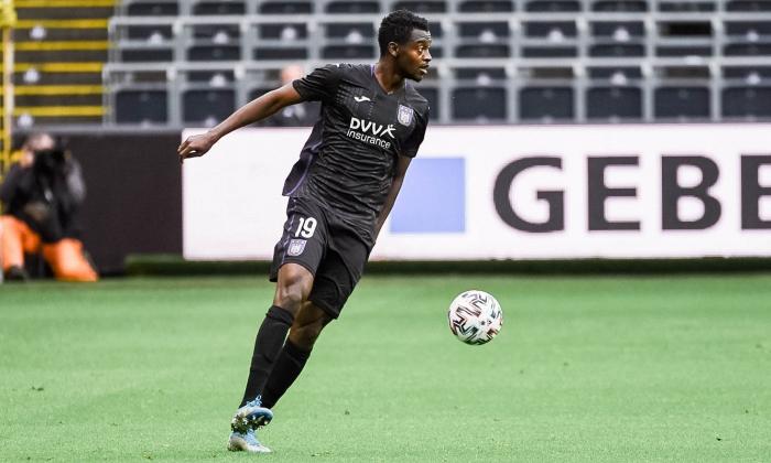 Mustapha Bundu returns to parent club Anderlecht