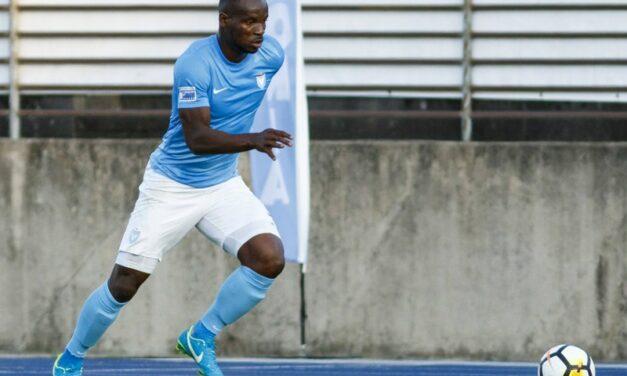 After eight-month on sideline, Kargbo makes comeback