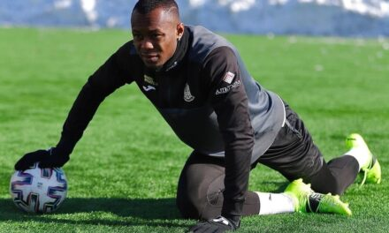 Striker Ibrahim Kargbo undergoes successful surgery