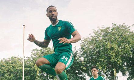Persebaya sign Sierra Leone defender Alie Sesay