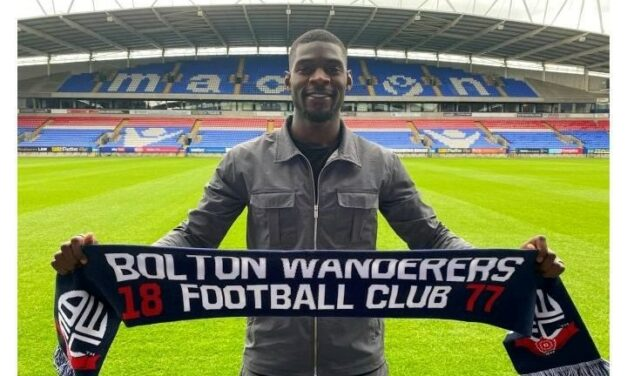 Amadou Bakayoko pens deal with Bolton Wanderers